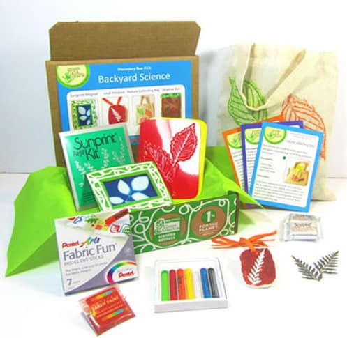 Babbabox monthly subscription boxes for Craft subscription box for adults